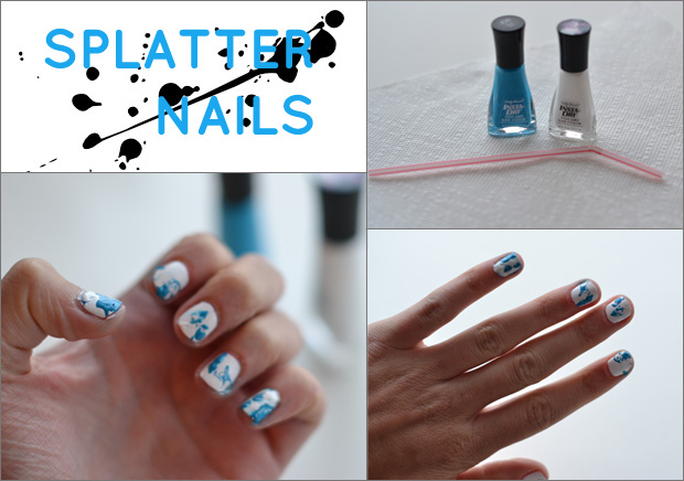 Easy Nail Art For The Mani Impaired Advice From A Twenty Something