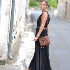 Wardrobe Staple: The Black Maxi Dress