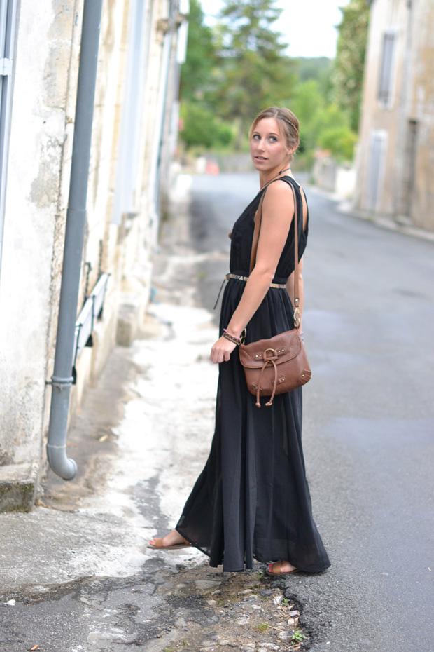 Wardrobe Staple: The Black Maxi Dress