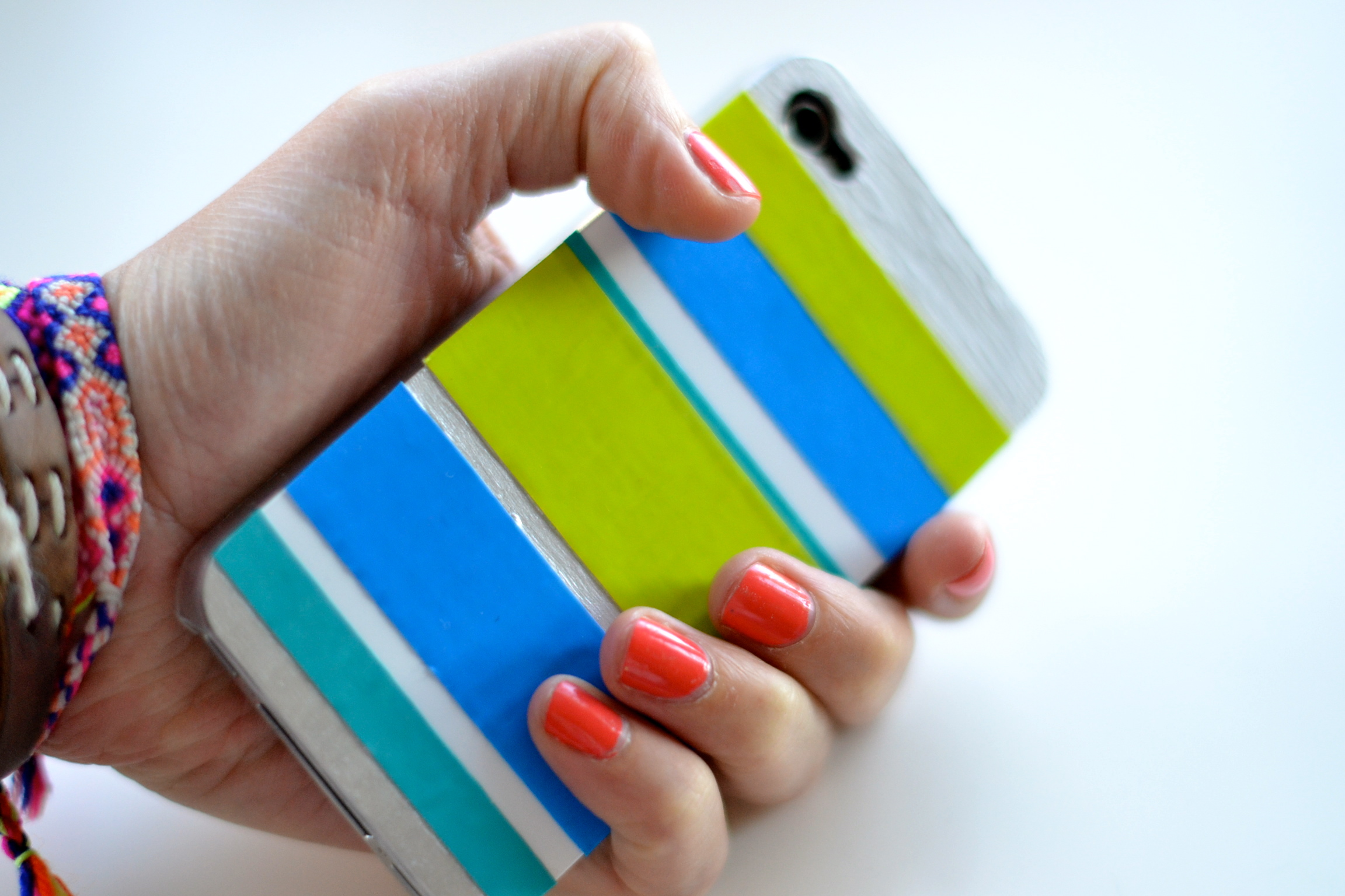 Diy iphone case advice from a twenty something for Homemade phone case