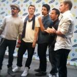 The Day I Met The Backstreet Boys