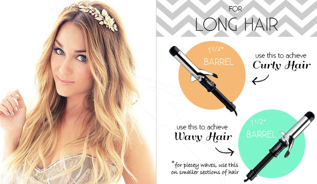 long wavy hair Lauren Conrad