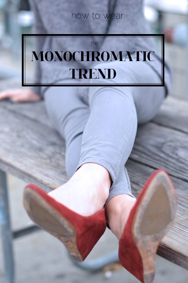 monochromatic trend