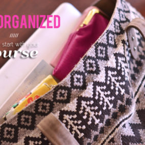 Get Organized: Your Purse