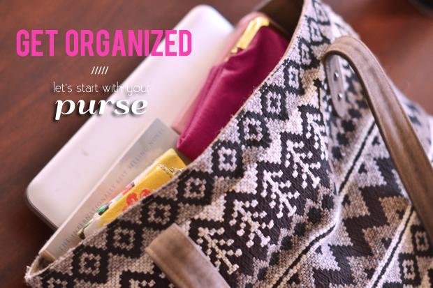 organized purse