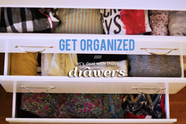 Drawer Dresser Organizer How to Organize Your Drawers