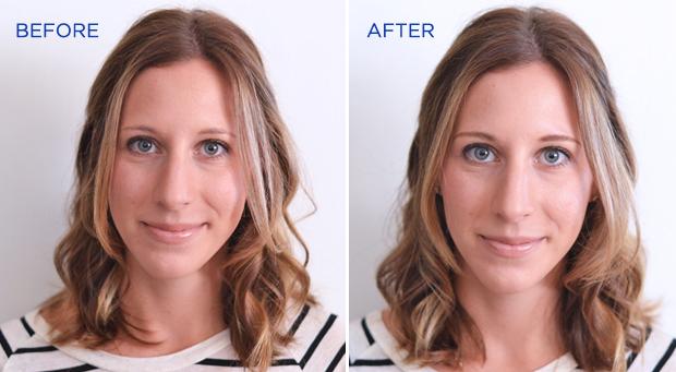 eyebrow grooming
