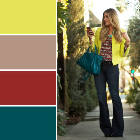 3 Seasonal Color Combos