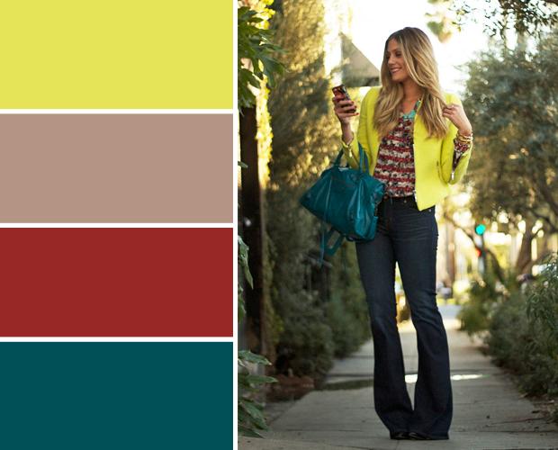 3 Seasonal Color Combos