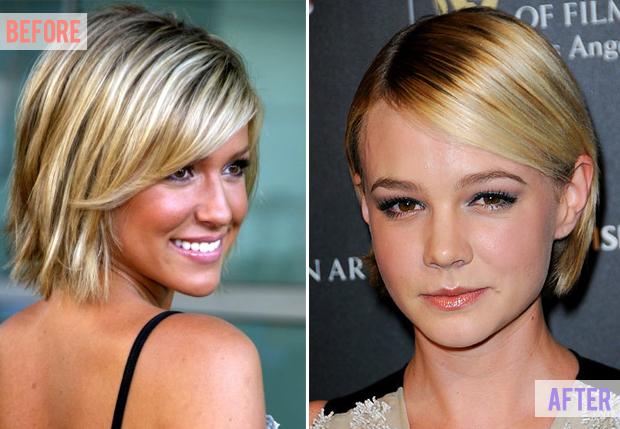 Non-Drastic Haircut Ideas