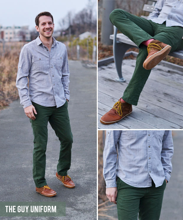 How to Style Your Man in Gap Jeans