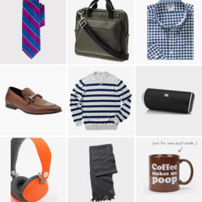 Valentine's Day Gift Guide: For Your Guy