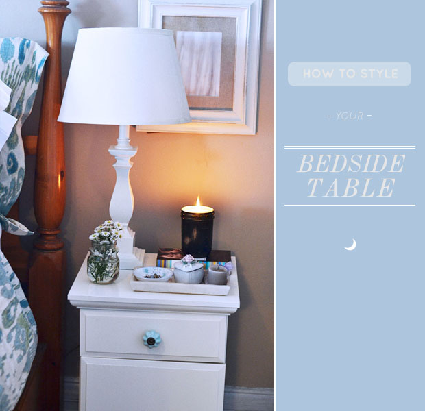 Bedside Table Style