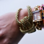 3 Ways to Wear a Statement Bracelet