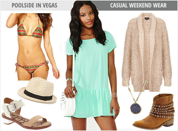 what to wear to vegas