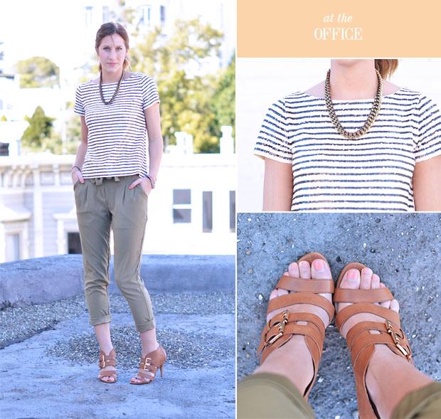 neutral sandals ALDO
