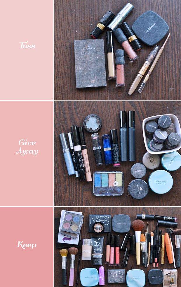 Basic Makeup Products