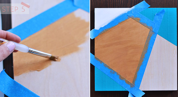 scotch tape diy project