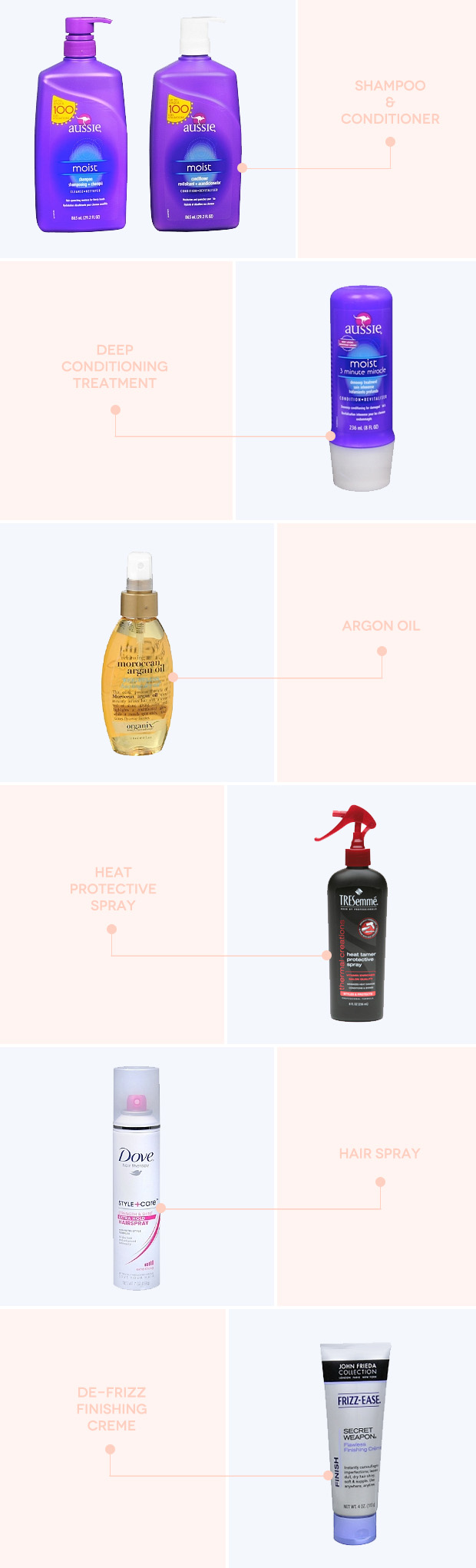 6 Must-Have Drugstore Hair Products