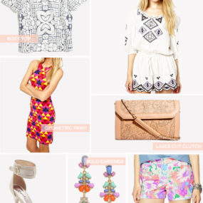 Summer Trends to Try