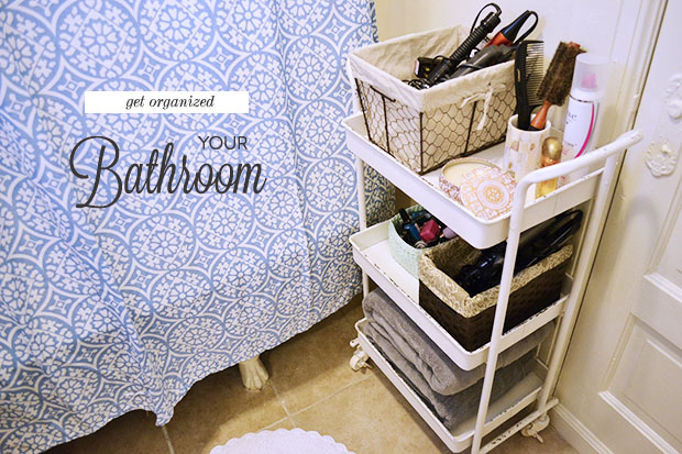 Bathroom organization ideas for your apartment How to organize bathroom