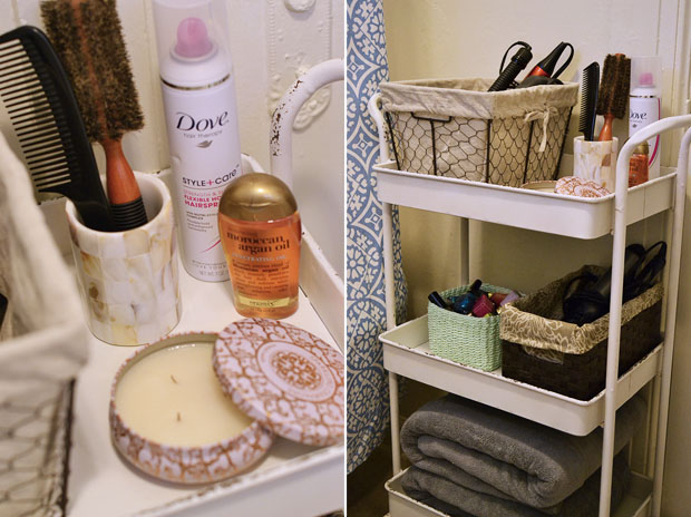 Https Advicefromatwentysomething Com Bathroom Organization Ideas