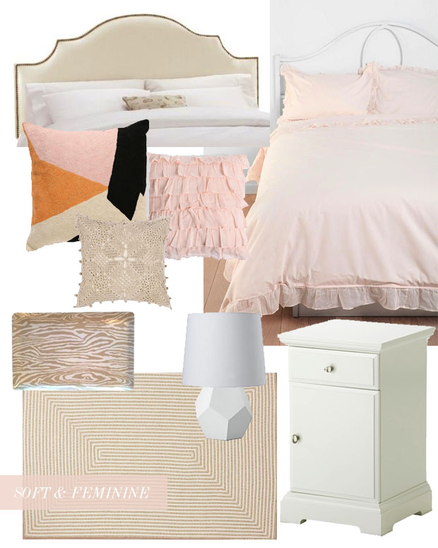 Help me choose my new bedroom decor for Help design my bedroom