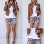 Summer Vacation Must-Have: Printed Shorts