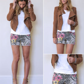 Summer Vacation Must-Have: Printed Shorts