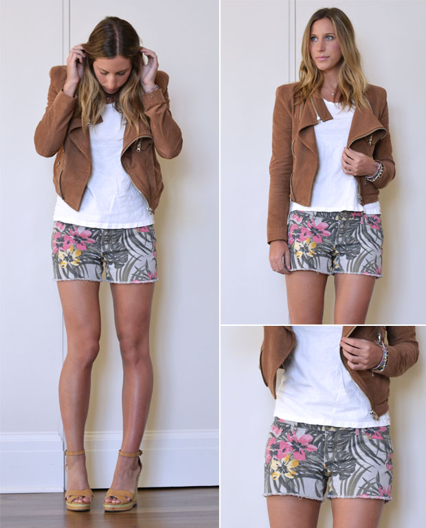 cf8df2be987 Summer Vacation Must-Have  Printed Shorts