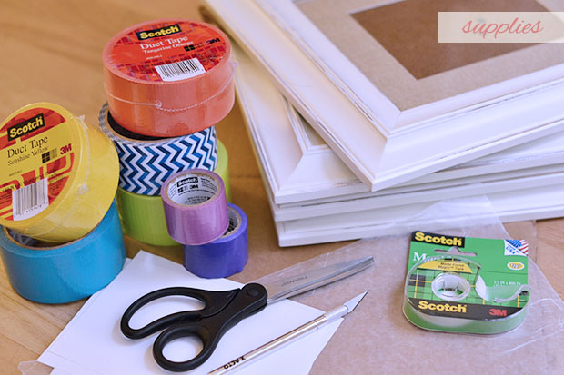 scotch duct tape projects
