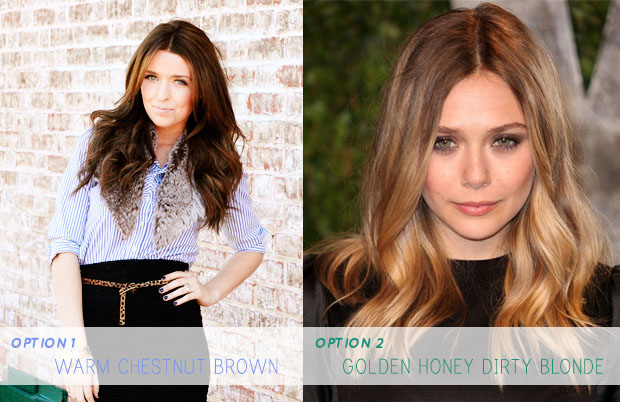 Help Me Choose My Next Haircut & Color