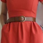 How to Make a High Waist Belt