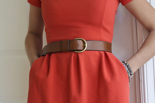 How To Make A High Waist Belt