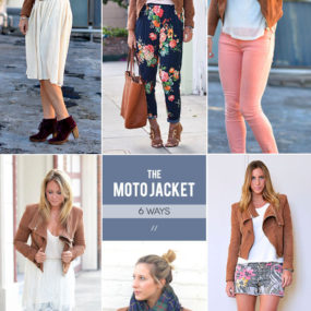 Why You Need a Moto Jacket