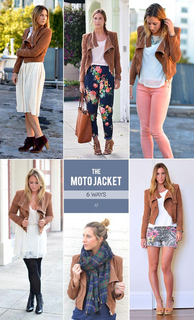 Why You Need a Moto Jacket