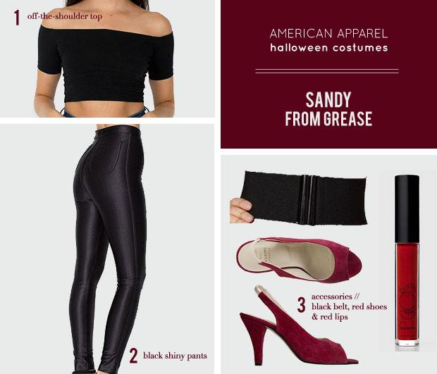 sandy_grease_costume