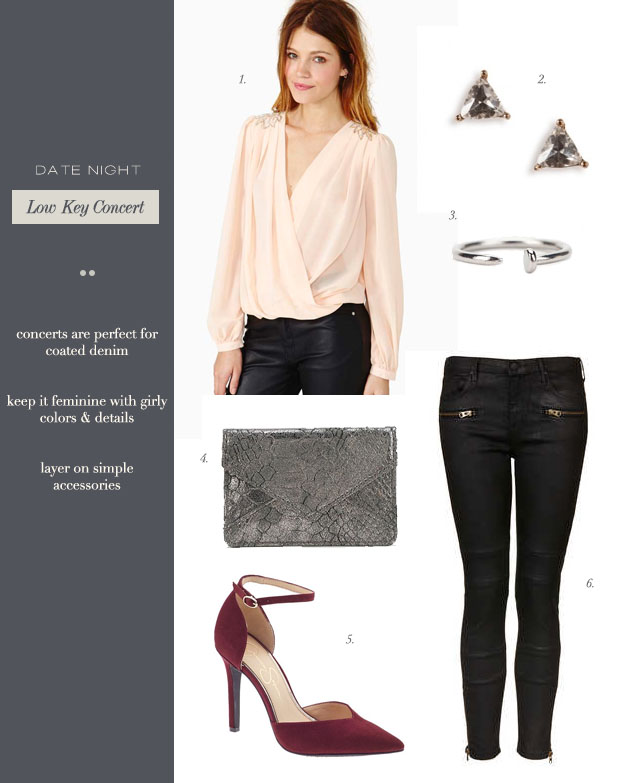 ford fiesta movement date night outfit