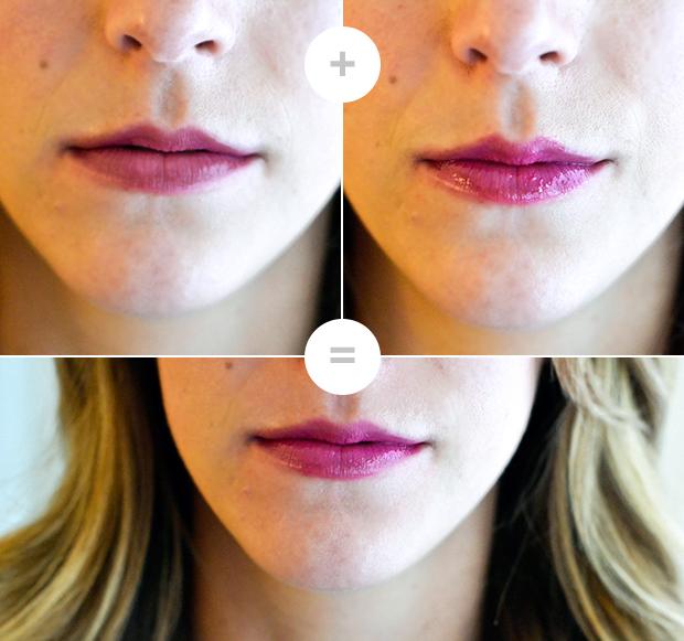 purple_layering_maybelline_lipgloss