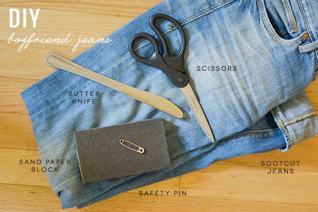 DIY-boyfriend-jeans-supplies