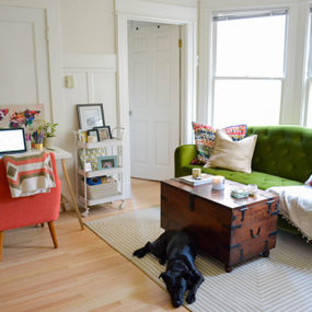 Apartment Refresh: Rearrange Your Living Room
