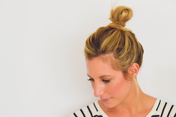 How To: The Perfect Messy Bun