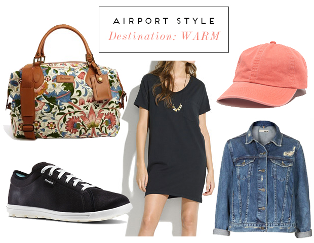 Airport Style + Giveaway!