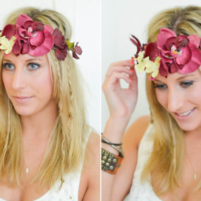 How To: Coachella Hair