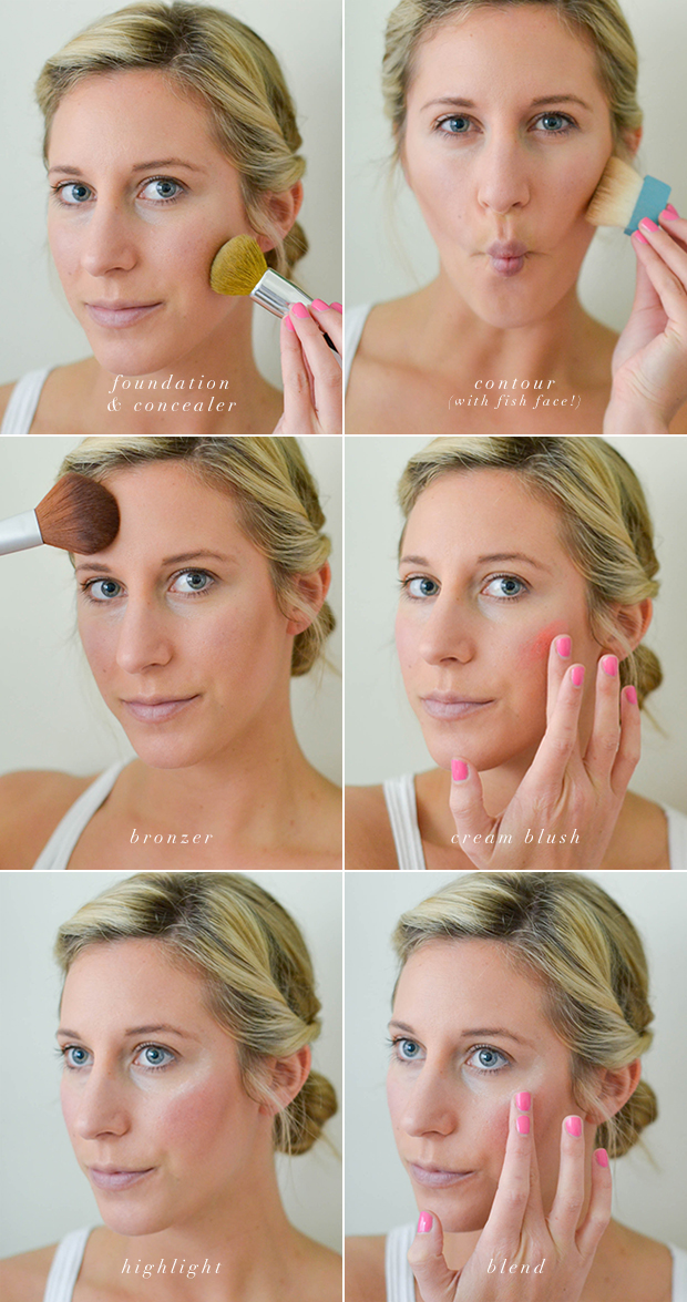 How To Black Tie Makeup