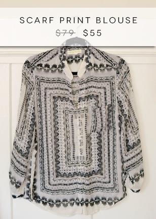 scarf-print-blouse