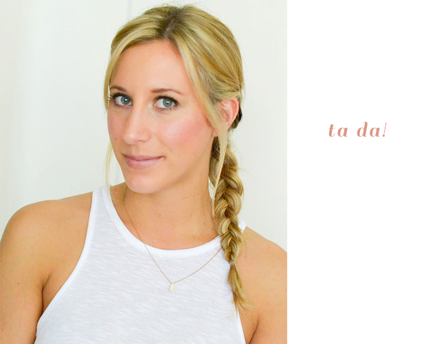 Mastering The Side Braid