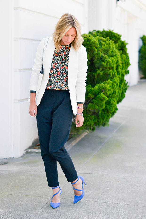 how to wear loose trousers