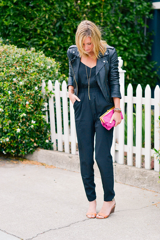 How To Wear A Jumpsuit Two Ways