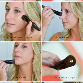 How To Apply Bare Minerals Makeup   Saubhaya Makeup